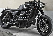 Motor Dream / des motocyclettes élégantes