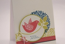 Cards: Stamped / by Michelle Dahlstrand