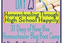Homeschool / by Crystal Harden