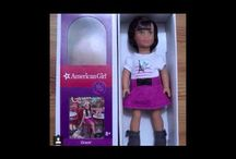 American Girl Doll 2015 Grace Thomas / GOTY 2015 DOLL AND ACCESSORIES / by GiGi's Doll Creations