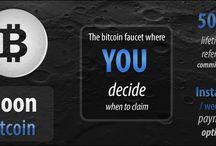 bitcoin faucet / краны биткоин