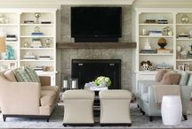 Family Room / by Jessica Washer