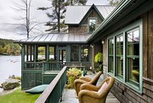 Dream Home / by Starr Rossi