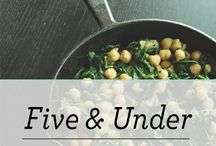 Vegan Before Six Meal Ideas / The quest for eating a plant-based diet continues! And now with my teenage daughter joining me we are on the lookout for delicious, no-fuss, planet friendly recipes.