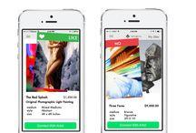 FineArt / Contemporary artworks for sale on Sparta Fine Art App