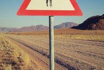 Mon futur voyage / Namibie
