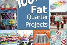 Quilting - fat quarters