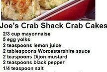 Crab recipes