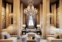 Interiors || Hotels