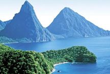 St Lucia / White-sand beaches, swaying palm trees and crystal clear waters... St Lucia is the epitome of a Caribbean paradise. Visitors to this lush, tropical island can admire the twin peaks of the Pitons, explore the island's rainforest, or simply relax on the golden beaches of the Caribbean coast. travel.saga.co.uk/holidays/hotel-holidays/central-america-and-caribbean/bel-jou.aspx?pid=p040