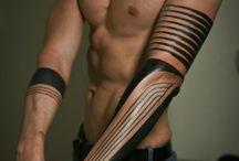 Nice tattoos / What I like or what I want))