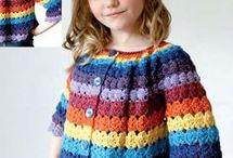 crochet knit morgie
