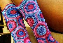 Winter crochet ideas