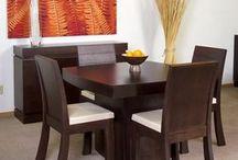 Salas de jantar mesas