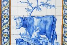 Azulejos portugueses- Portuguese Tilework
