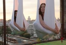 Antigravity Yoga Inspo