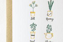 Design: Letterpress Love