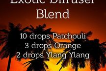 Diffuser Blends-to try