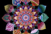 mandalas /peace/universe /cosmic /energy