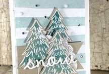 Stampin' Up! - Peaceful Pines