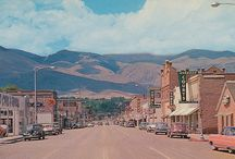 Salmon Idaho / Pictures of Salmon Idaho where my mom grew up and where my grandfather lived