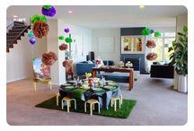 Gruffalo Party / Gruffalo Themed party