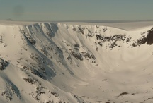 Cairngorm Winter 4000ers / A guided expedition.