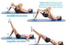 Fitness Weekend Challenge