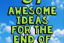 Leuke ideeen om met je klas te doen