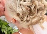 wangieedding hairstyles
