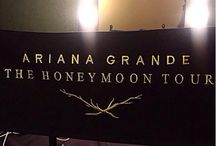 HONEYMOON TOUR / This is for the love of my life, ariana grande and this board is all about her on her first world tour 'honeymoon tour' GET TO MEET MY QUEEN FOR THE FIRST TIME SOON!!