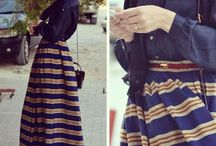 My hijab / All clothes
