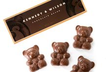 Chocolate Gifts / In need of a chocolate fix? These goodies might float your boat!