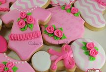 Cookies: Baby Girl