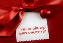 San Valentín / Ideas - Ambientaciones y Frases que enamoran