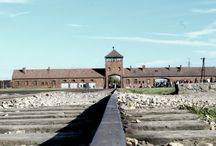 Polska / Kopalnia Soli Wieliczka Oświęcim = Auschwitz-Birkenau camp