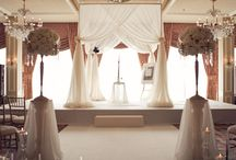 Draping / by Pure Luxe Bride