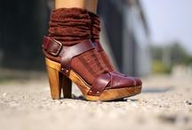 FASHION︱Socks & Sandal Sexiness / by Kim van Wyk