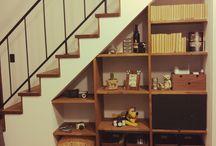 階段 収納