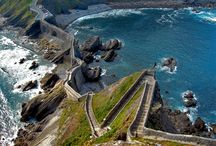 Spain - Gaztelugatxe, Biscay, Spain -58 km