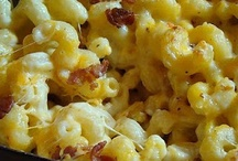Mac and cheese / by Cindy Stevens