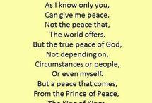 Peace in my ❤️