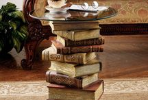 Decor Ideas for Book Lovers / Home #decor specially chosen to appeal to book lovers