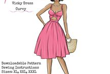 Vintage Inspired Sewing Patterns