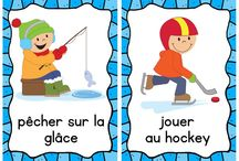 Sport d'hiver / Olympiades d'hiver