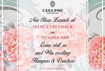 #CasaPop #SelectCityWalk #7/10/2016
