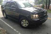 2008 Chevrolet Tahoe LT SUV For Sale at The Auto Finders Dealership in Durham NC