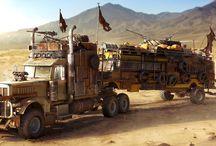 Mrchy - karavan