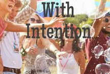 Intentional Living - {a} Mindful Life