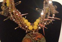 Llukita / Collares  Handmade